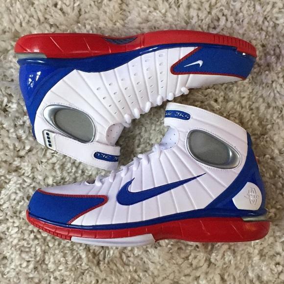 3c0b1e6b0e2fc Nike Kobe Bryant Zoom Huarache 2K4 308475-100 USA